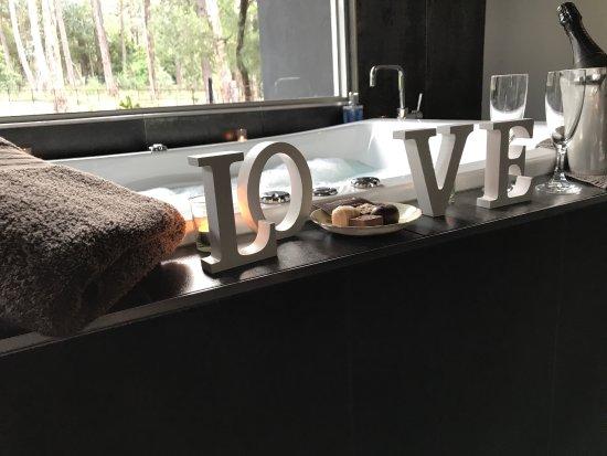 Hepburn Springs, Australia: Spa Suites at RAVEN
