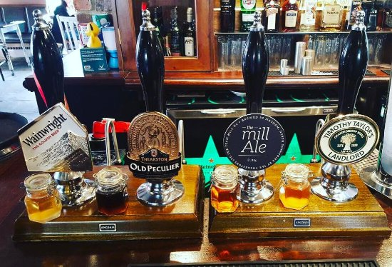 Stokesley, UK: The Mill Ale