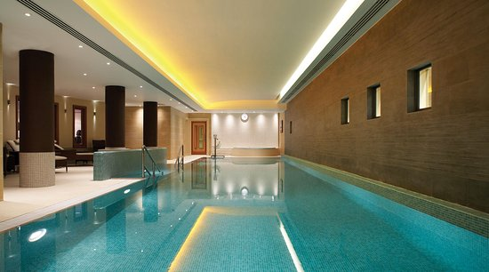 The Pool at Richmond Painswick Wellness Spa