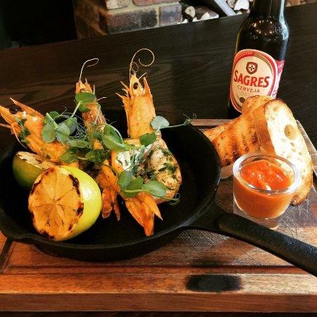 Stokesley, UK: Food