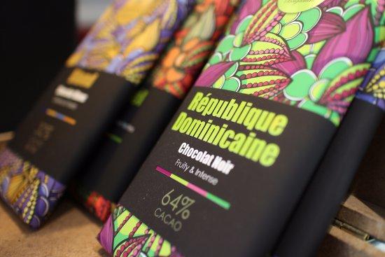 Leone Patisserie & Boulangerie: Single origine chocolate