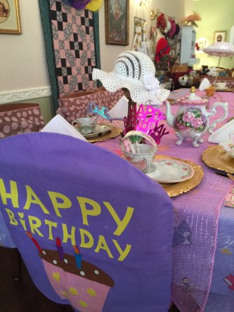 Berryville, VA: We love birthday parties!