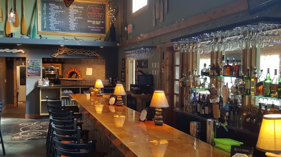Marblehead, OH: Main Bar and Kitchen