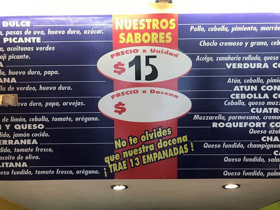 La Casa de las Empanadas, Cordoba - Restaurant Reviews