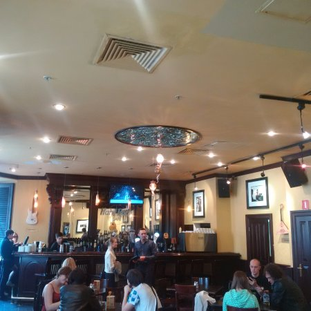 Hard Rock Cafe : Bar