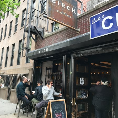 Birch Coffee New York City 134 1 2 W 62nd St Upper East Side Menu Prices Tripadvisor