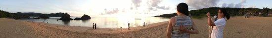 Puraran Beach: 2017revisiting sunrise at Puraran
