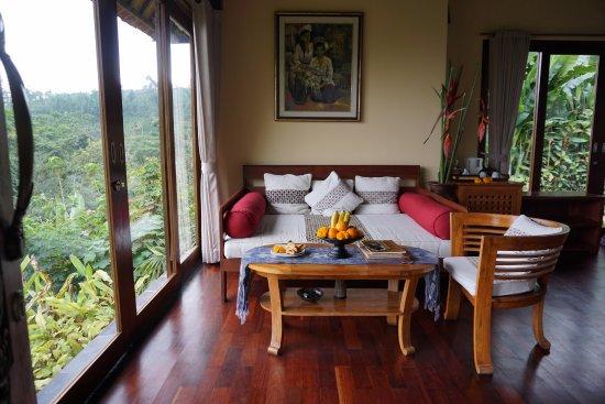 Munduk Moding Plantation: Tagesbett in Villa 2