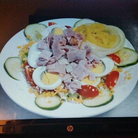 Nitro, Западная Вирджиния: Chef Salad