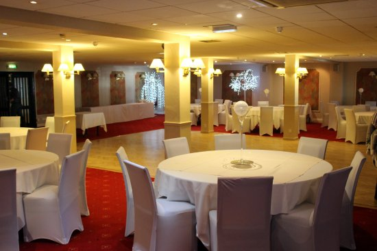Hotel Function Rooms Blackpool
