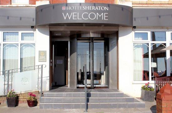 The Sheraton Hotel Blackpool