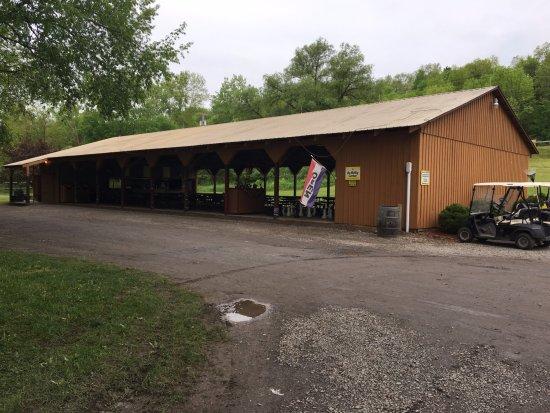Herkimer, Estado de Nueva York: recreation pavilion