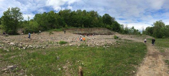 Herkimer, Estado de Nueva York: one of the mines