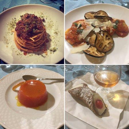 Ristorante Costa House: Le delizie dello chef...