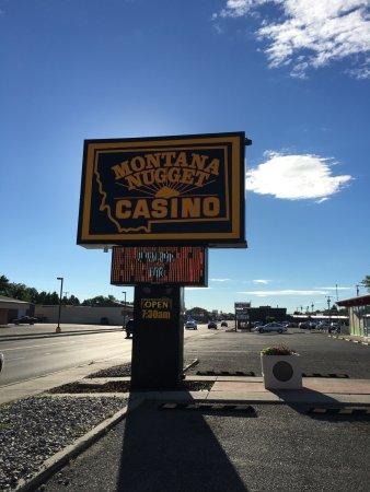 Montana nugget casino speaking rock casino shut down
