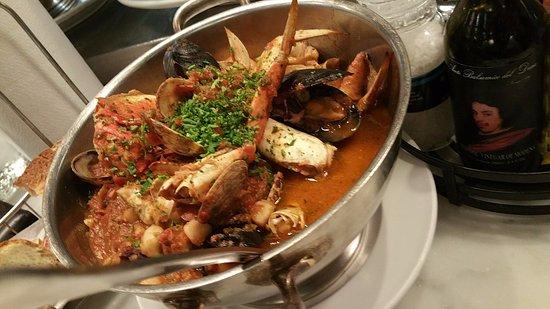 Sotto Mare Oysteria & Seafood: perfecto para compartir