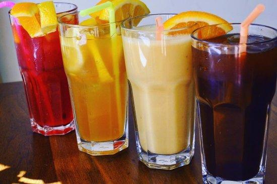 Cornucopia Restaurant: Summer Drinks Menu