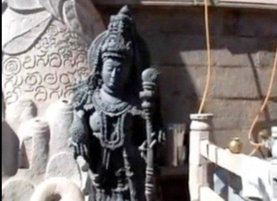 Bhagawan Bahubali Statue (Gommateshwara): Premises area