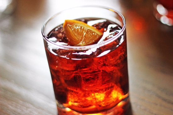 The Hunt Club Steakhouse : Old Fashioned