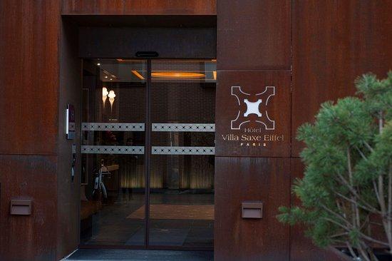 Hotel Villa Saxe Eiffel Photo