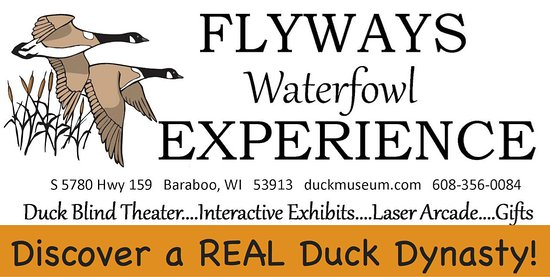 Baraboo, WI: Visit to Discover a Real Duck Dynasty!