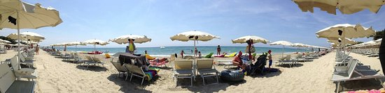Piombino, อิตาลี: Spiaggia