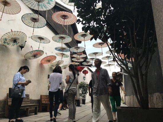 Φουζχού, Κίνα: Nanhou Street
