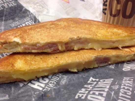 Hungry Jack's Pty Ltd: Breakfast
