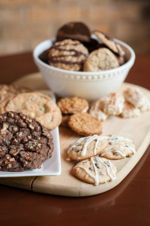 Dalton, GA: Homemade cookies available daily
