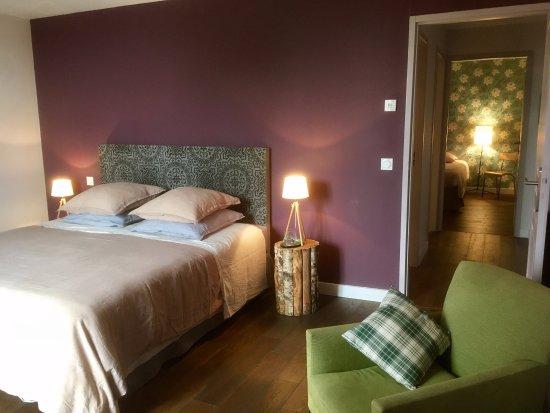 Ortaffa, Francia: Suite familiale - Clos de Aspres - maison d'hôtes de charme