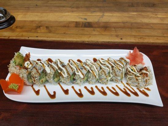 Miramichi, كندا: Crunch Roll