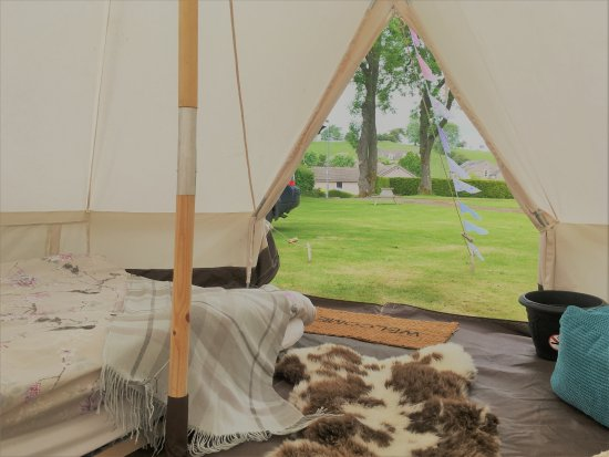 Kirkby Stephen, UK: Belle Tents at Pennine View