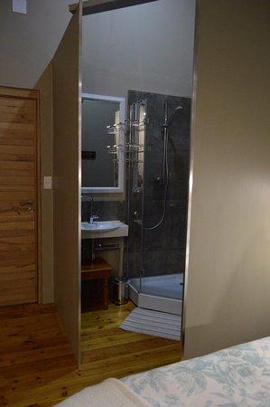 Ladybrand, South Africa: The Grewar Room Bathroom