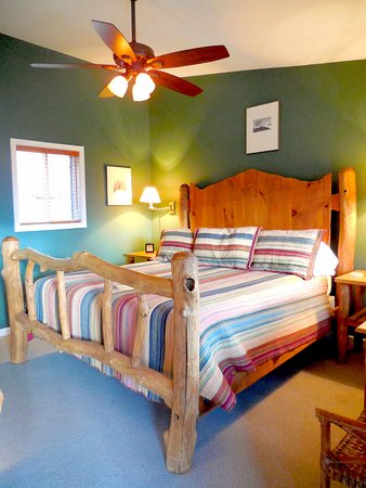 Lost River, Virginia Occidental: Room in our Builtmore Cottage