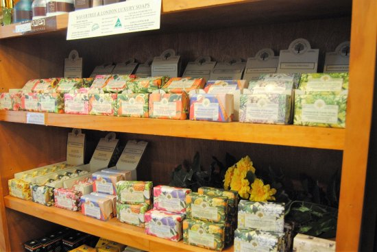 Mount Dora, FL: and a great selections of soaps