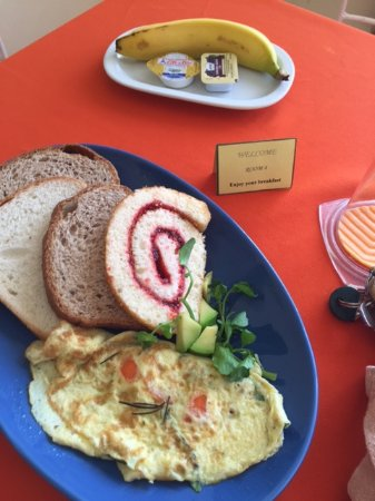 Thanna's Place : Breakfast day 2