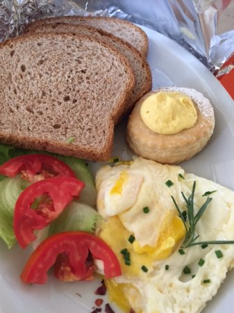 Thanna's Place : Breakfast day 3