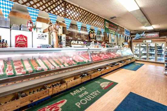 Apple Valley, CA: Overland's Meat market