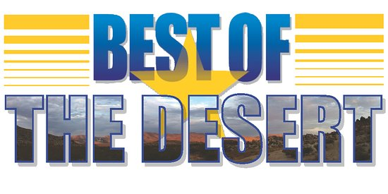 Apple Valley, CA: Overland has been voted Best of the Desert for 9 years