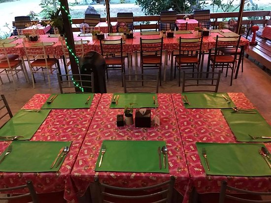 Lipa Noi, Thailand: Reserved for Group @mango tree restaurant & Bar, Koh Samui