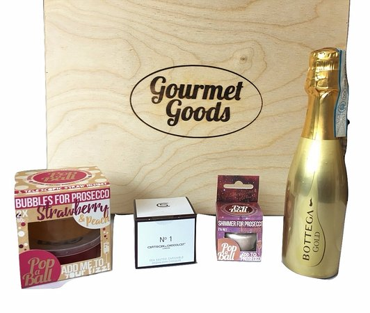 Bury St Edmunds, UK: Prosecco Gift Sets