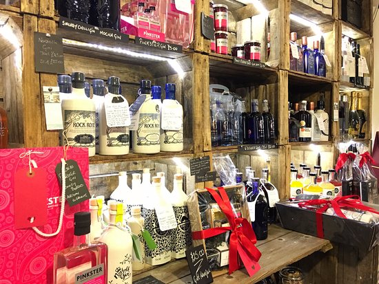 Bury St Edmunds, UK: We stock 30+ Artisan Gins in store
