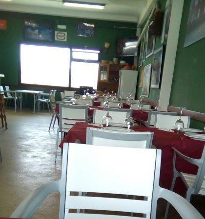 Porto de Espasante, Spanje: Comedor a trapela