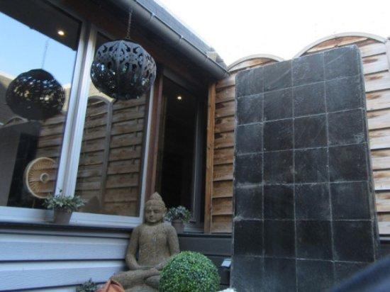 SandrO Spa : Le patio