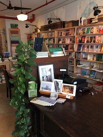 Lunenburg, Καναδάς: a plethora of books