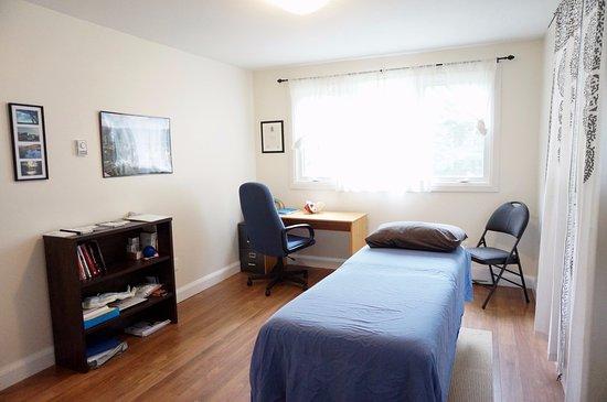 Mahone Bay, Canada: Treatment room 2