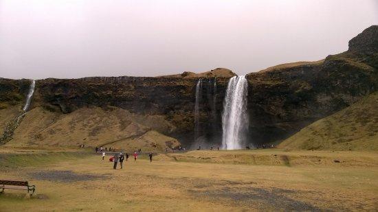 Country Hotel Anna: waterfall 5 min drive away