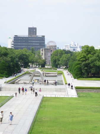‪Hiroshima Peace Memorial Park‬