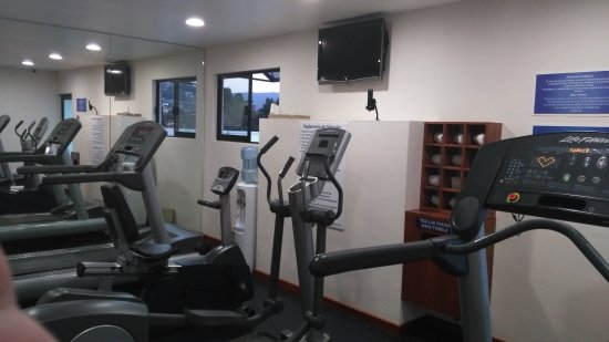 Holiday Inn Express Centro Historico Oaxaca : Gym