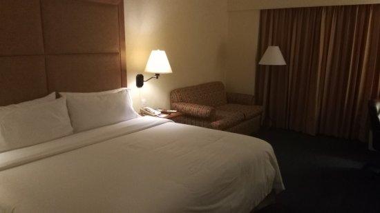 Holiday Inn Express Centro Historico Oaxaca: Habitación